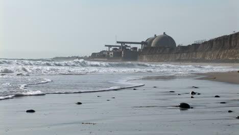 Eröffnungsaufnahme-Des-Atomkraftwerks-San-Onofre-In-Der-Nähe-Von-San-Diego-Kalifornien-1