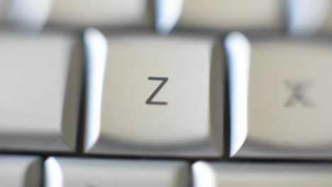 The-letter-Z-is-on-a-computer-keyboard