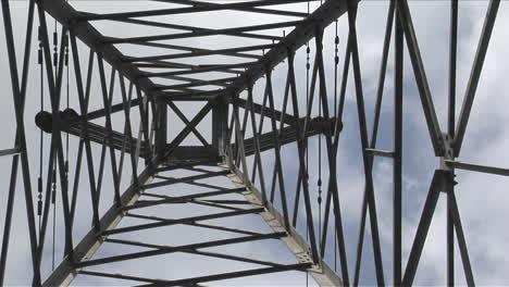 A-utility-tower-climbs-into-the-sky