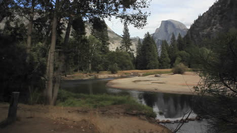 Yosemite-with-Half-Dome-in-the-background