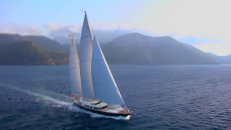 An-aerial-over-a-magnificent-sailing-boat-on-the-open-ocean
