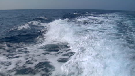The-wake-of-a-boat-as-seen-from-the-stern-of-a-ship