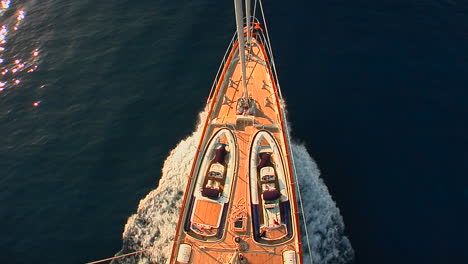 A-view-straight-down-from-the-crows-nest-of-a-sailing-ship-to-the-fore-deck-below-3