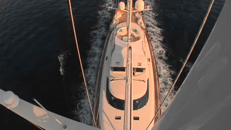 A-view-straight-down-from-the-crows-nest-of-a-sailing-ship-to-the-fore-deck-below-4