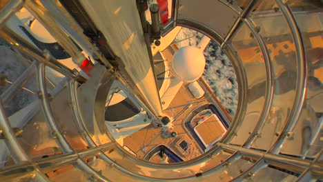 A-view-straight-down-from-the-crows-nest-of-a-sailing-ship-to-the-fore-deck-below-5