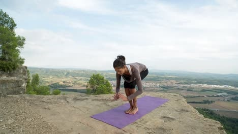 Woman-Doing-Yoga-Outside-47