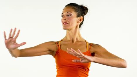 Woman-Doing-Yoga-Studio-17