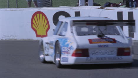 Race-cars-drive-around-a-track
