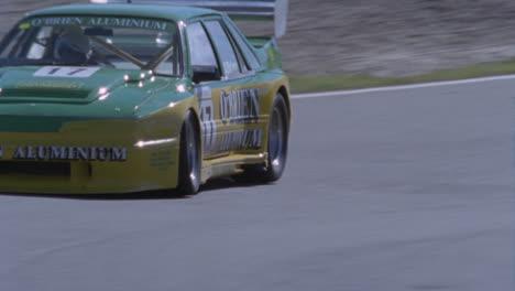 Racing-car-running-on-a-circuit