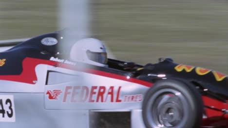 A-race-car-speeds-around-a-track