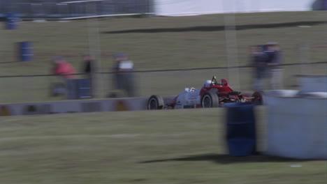 Formula-car-drives-on-a-circuit-track