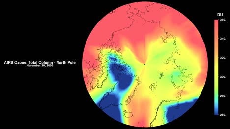 Animation-Shows-Ozone-Levels-At-The-North-Pole