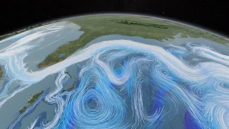 Nasa-Production-Shows-The-World-Ocean-And-Air-Currents-And-Climate-1