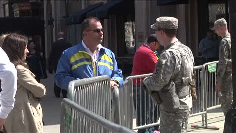 Soldiers-And-Military-Guard-The-Scene-Of-The-Boston-Marathon-Bombing