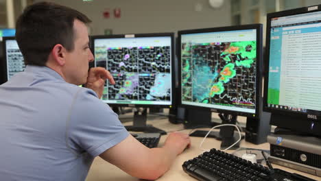 Noaa-Weather-Forecasting-Office-In-Norman-Oklahoma