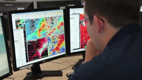 Noaa-Wettervorhersagebüro-In-Norman-Oklahoma-2