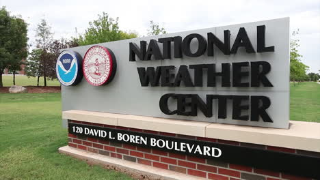 The-National-Weather-Center-In-Norman-Oklahoma