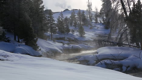Winter-In-Yellowstone-National-Park