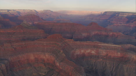 Beautiful-Aerial-Over-Grand-Canyon-At-Dawn-1