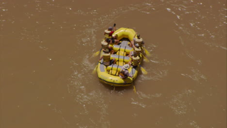 Rafters-In-The-Grand-Canyon-From-Directly-Above-2