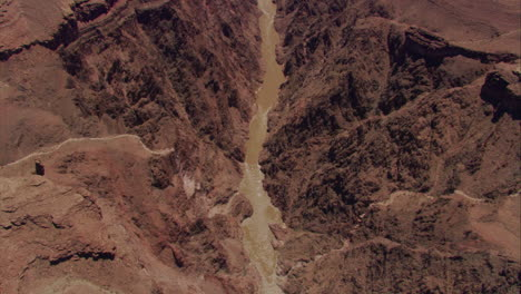 Aerial-Over-The-Colorado-River-In-The-Grand-Canyon-3