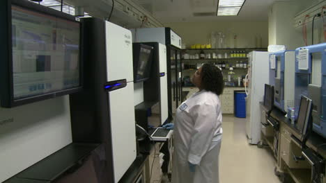 At-The-Us-Governments-Genome-Sequencing-Center-Dna-Is-Analyzed-In-The-Lab-7