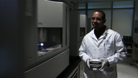 At-The-Us-Governments-Genome-Sequencing-Center-Dna-Is-Analyzed-In-The-Lab-19