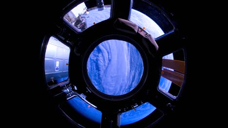 Abstract-Perspective-Of-The-Earth-From-The-International-Space-Station-1