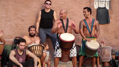 Benirras-Beach-Drummers-00