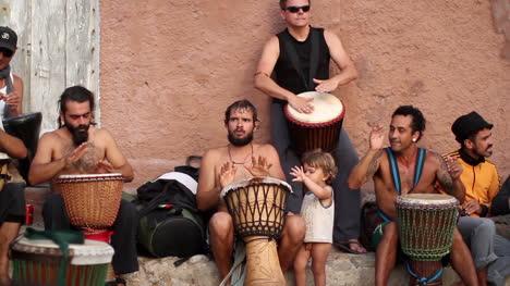 Benirras-Beach-Drummers-01
