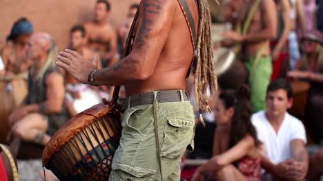 Benirras-Beach-Drummers-02