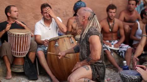 Benirras-Beach-Drummers-07