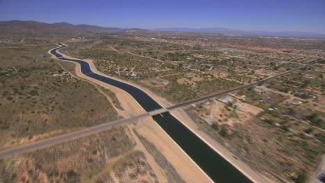 Aerial-Over-The-California-Aqueduct-1