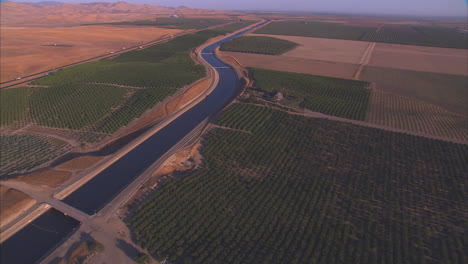 Aerial-Over-The-California-Aqueduct-3
