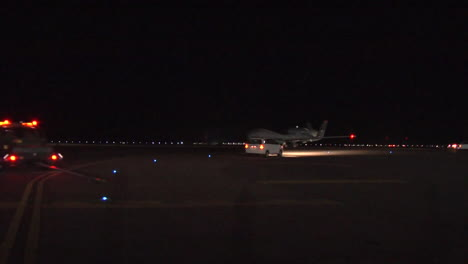 The-Rq4-Drone-Surveillance-Aircraft-Is-Rolled-Out-At-Night-At-An-Undisclosed-Us-Military-Base-1