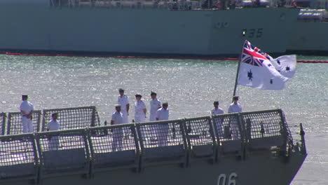 A-Royal-Australian-Navy-Guided-Missile-Frigate-Sails-Near-Hawaii-1
