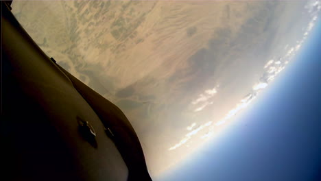 Pov-Shots-From-The-Cockpit-Of-A-Fighter-Plane