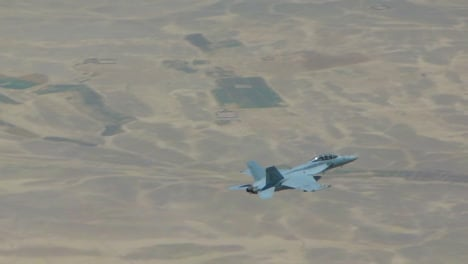 Aerial-Shots-Of-Fighter-Jets-Flying