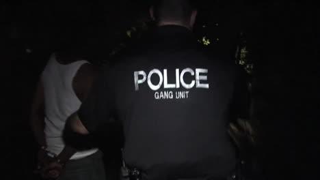 Unidad-De-Pandillas-Policiales-Hace-Arrestos