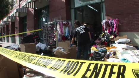 Us-Immigration-And-Customs-Enforcement-Agents-Confiscate-Illegally-Imported-Handbags-And-Other-Goods-In-San-Francisco-Ca-4