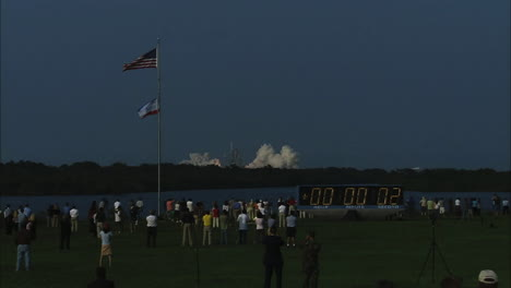 The-Space-Shuttle-Lifts-Off-From-Its-Launchpad-7