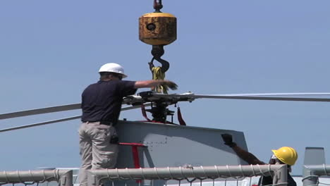 Unmanned-Drone-Helicopters-Are-Transported-On-A-Navy-Ship-2