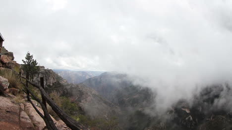 Foggy-canyon-in-mexico