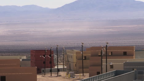 A-Mock-Arab-City-Is-Unveiled-In-The-American-Desert-For-Training-Soldiers-In-Middle-East-Combat-Tactics