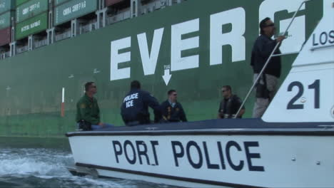 Agents-From-Us-Customs-At-The-Port-Of-Long-Beach-Search-For-Illegally-Imported-Products-3