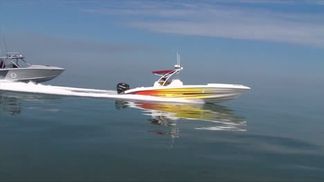 The-Us-Customs-And-Border-Protection-Uses-High-Speed-Boats-To-Chases-An-Evading-Speedboat-6