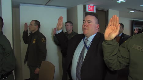 Us-Customs-And-Border-Protection-Swearing-In-Ceremony-2