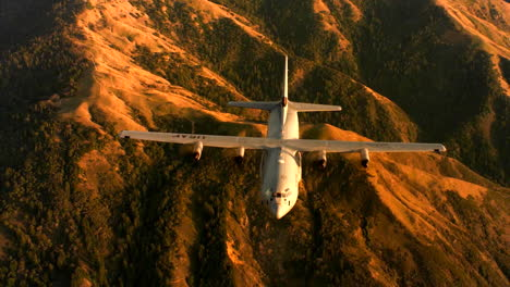 Aerials-Of-The-Us-Air-Force-Air-Mobility-Command-C130J-In-Flight-12