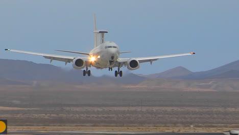 Royal-Australian-Air-Force-E3-Sentry-Landing