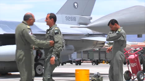 The-Us-Trains-The-Pakistani-Air-Force-In-The-Use-Of-Fighter-Jets